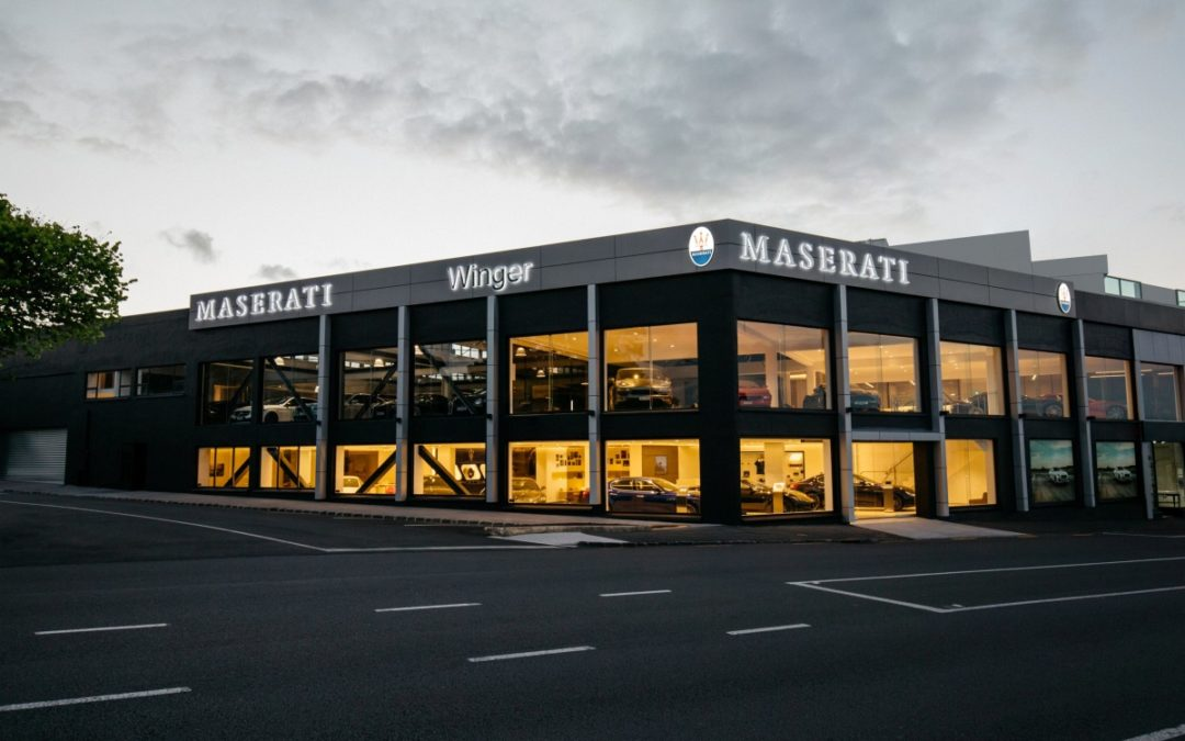 Winger Motors Maserati confirmed as Keystone Rugby Lunch Sponsor
