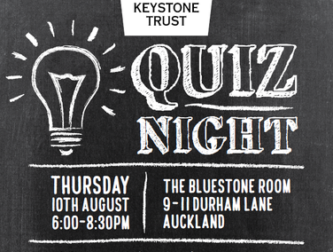 10 August 2017 – Introducing…The Keystone Quiz Night!