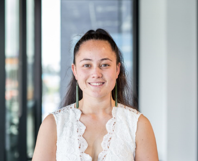 Meet our New Students – Debra Wai Henare
