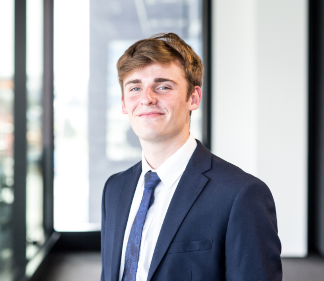 Meet our New Students – Ethan Harrison