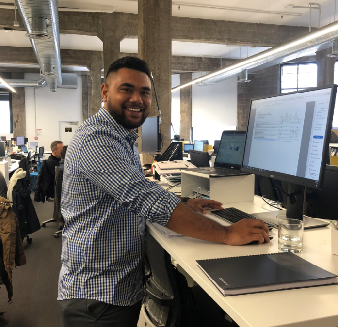 Meet Keystone student John Tagi – Architectural Intern at Ignite Architects