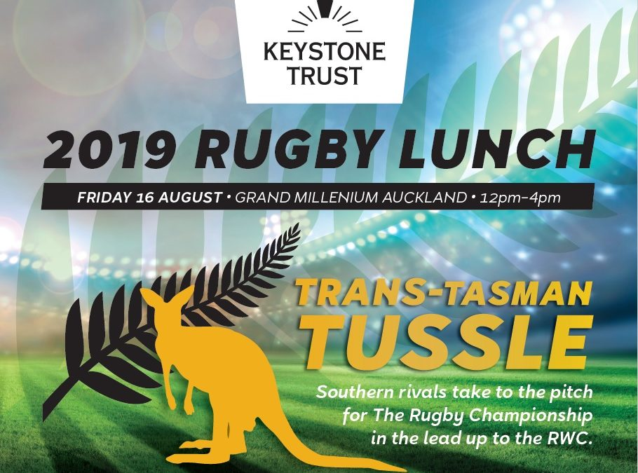 The Keystone Ruby Lunch 16th August 2019 – Sold Out!