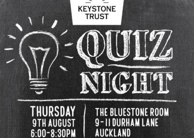 Keystone's Pub Quiz | 2018