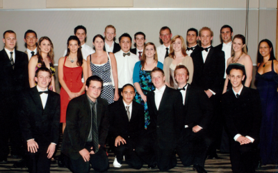 The Alumni Group | Where it all began